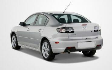 اجاره خودرو و ماشین مزدا 3 Mazda در تهران بدون راننده و با راننده